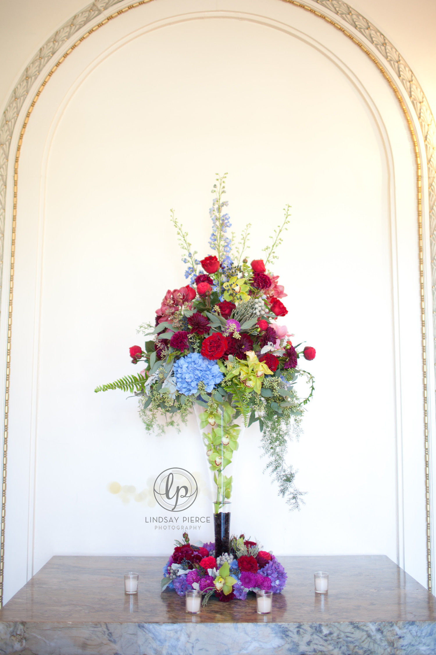 Wedding Centerpieces Designs - Danvers Local Wedding Florist